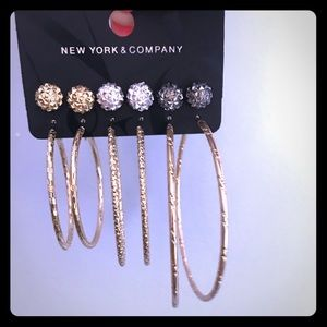New York & Co. Earring Set